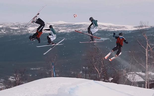 Ski Football